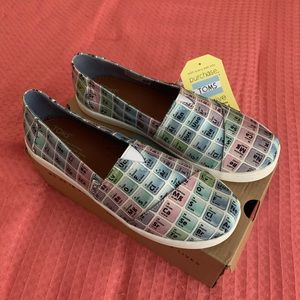 Periodic Table TOMS NWT